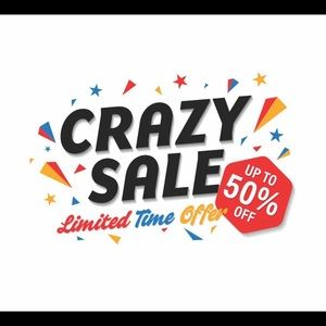 Other - Half Price Sale - Limited Time - all clothes